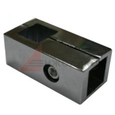 PR 011  Соединитель  25*25 (хром) 2-х перпенд. труб