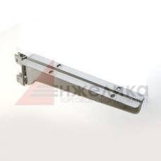 GL   2250А  Полкодержатель для стеклянных полок 260 мм