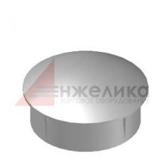 PL / Заглушка хром d=50 мм    R-17/50 (Jok-08/50)