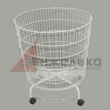 HD-H0108-75 /Накопитель для распродаж круглый (белый)
