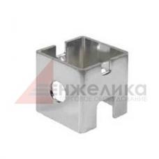 MS 019 / Скоба-кубик крепления (решетки)