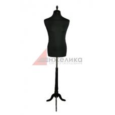 BU 9550С51 /  Манекен мужской (черный)