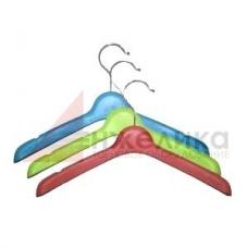 Плечико детское (широкое/покатое) L=320 / зеленое/глянец