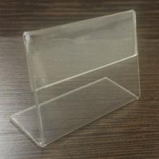 Тип 0 / Ценникодержатель 30*40 мм