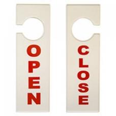 Таблички для торгового зала (open/close)