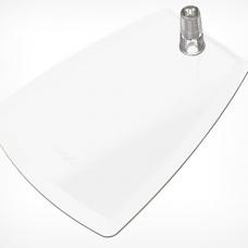 Подставка пластиковая. основание 100*80 ммм. SPD22-TR