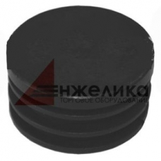 F-08/50 (Jok 8) Заглушка пластик, черная