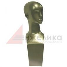 N 01 / Манекен головы (женский/серебро)