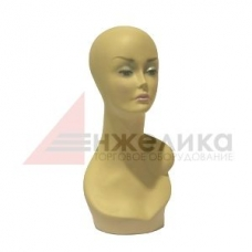 N 02 / Манекен головы (женский/удлинённый) Head 3