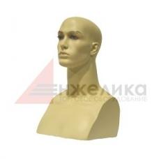 N 06 / Манекен головы (мужской/телесный)