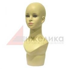 N 09 / Манекен головы (женский/укороченный)
