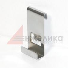 TZ   Полкодержатель для решетки  (хром)