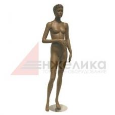 /С6-W14  / Женский манекен / мулатка , подставка (металл.)