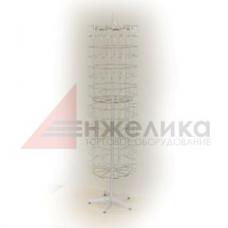 А-72 /Стойка (рег.опоры) (белый), 1980*450мм,  А5- 72 шт.