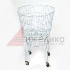 HD-H0108 /Накопитель для распродаж круглый (белый)