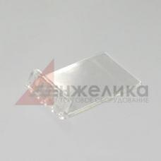 Держатель ценника наклонный / РХ2075