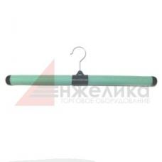 Плечико д/одежды (поролон) L= 470 / зеленое