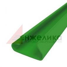 Вставка пластиковая / зеленая  L=1200 мм