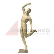 Мужской манекен (баскетболист)