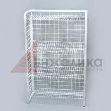 HD-Е0132 / Торговая стойка сетчатая (пр.Китай)
