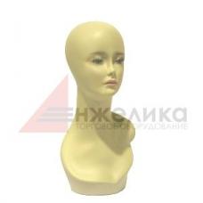 N 08 / Манекен головы (женский/удлинённый)