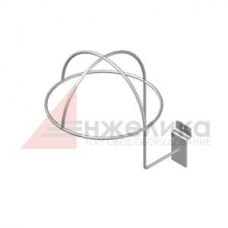 F / Кронштейн для головных уборов (куполом)