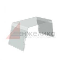Подставка под видеокомп. с 2-мя ценниками 70*70*180