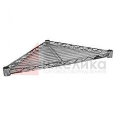 W3Z 4545 В / Треугольная полка  450х450 мм